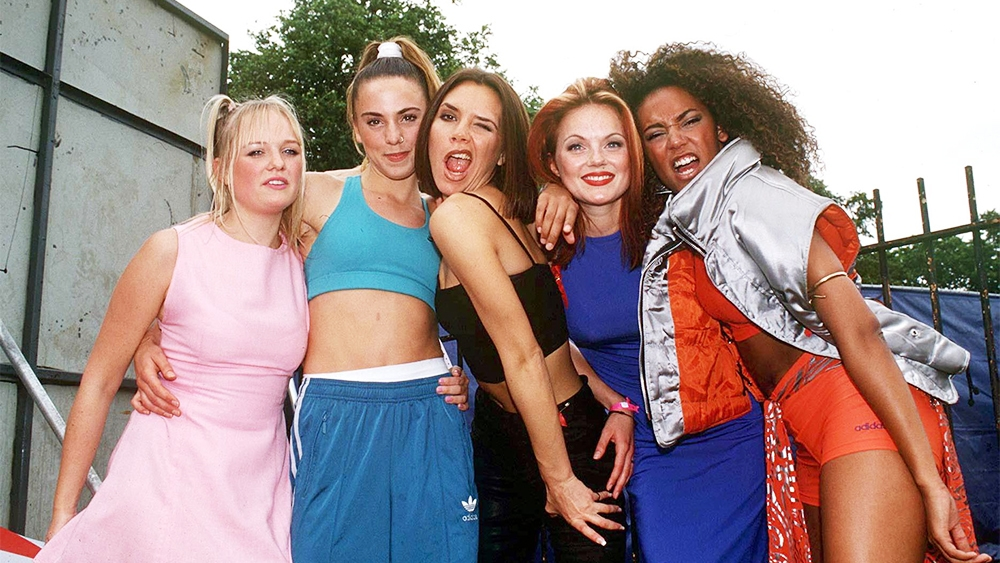 Nhóm Spice Girls sẽ lên phim hoạt hình - Hình 2