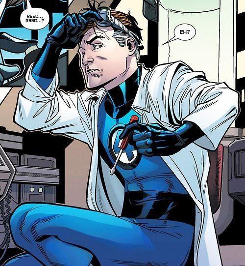 Những con người thông minh nhất vũ trụ Marvel trong comic, họ là ai? - Hình 9