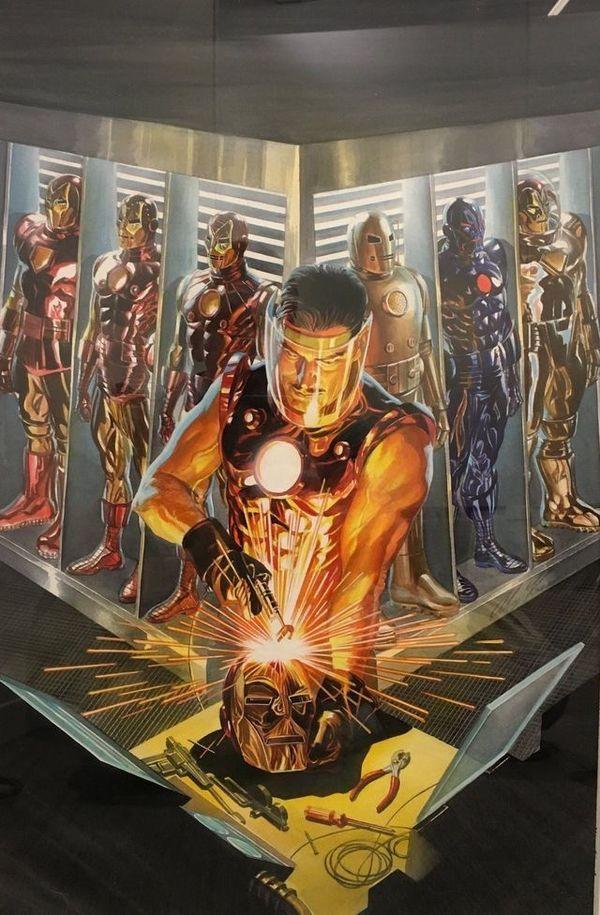 Những con người thông minh nhất vũ trụ Marvel trong comic, họ là ai? - Hình 2