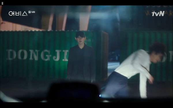 Phim Abyss tập 13-14: Ahn Hyo Seop lại hồi sinh ác nhân, đau khổ khi Park Bo Young bị nhốt trong phòng băng đến chết - Hình 49