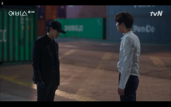 Phim Abyss tập 13-14: Ahn Hyo Seop lại hồi sinh ác nhân, đau khổ khi Park Bo Young bị nhốt trong phòng băng đến chết - Hình 47