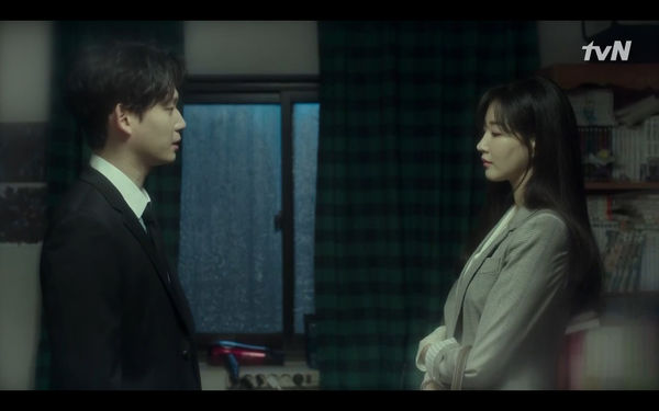 Phim Abyss tập 13-14: Ahn Hyo Seop lại hồi sinh ác nhân, đau khổ khi Park Bo Young bị nhốt trong phòng băng đến chết - Hình 11
