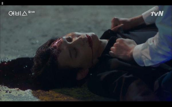 Phim Abyss tập 13-14: Ahn Hyo Seop lại hồi sinh ác nhân, đau khổ khi Park Bo Young bị nhốt trong phòng băng đến chết - Hình 55