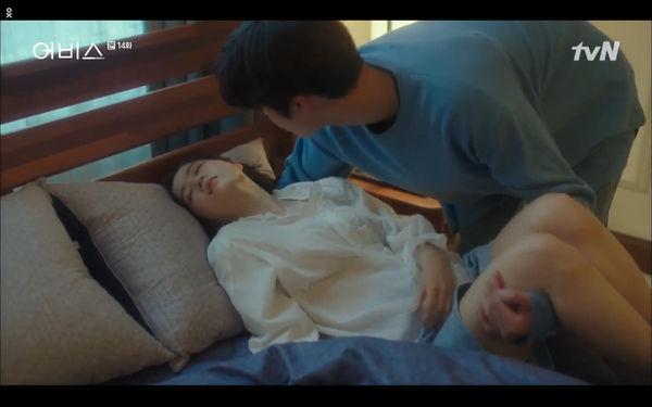 Phim Abyss tập 13-14: Ahn Hyo Seop lại hồi sinh ác nhân, đau khổ khi Park Bo Young bị nhốt trong phòng băng đến chết - Hình 78