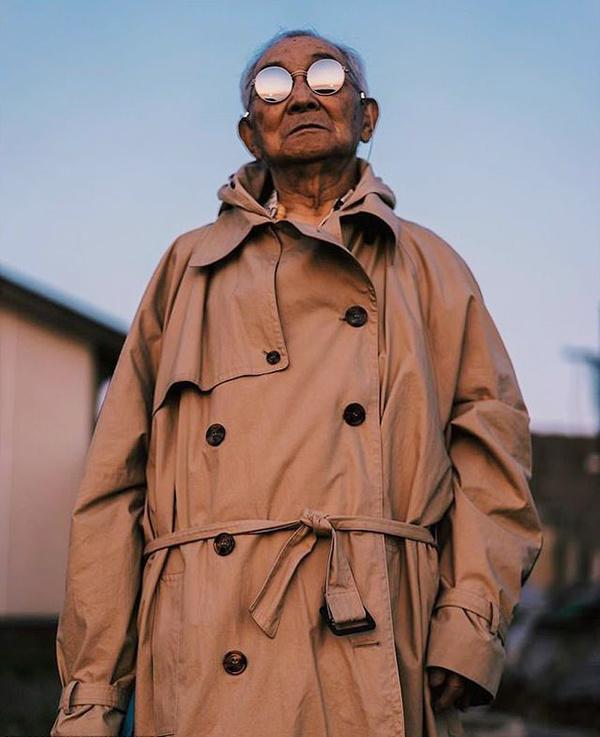 Phong cách dân chơi của cụ ông Nhật Bản 84 tuổi - Hình 8