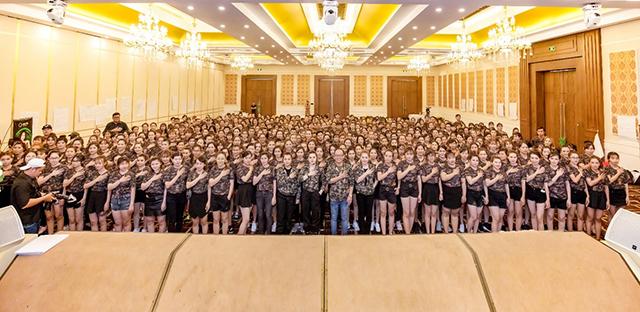 Queenie Group tổ chức khóa training ấn tượng với chủ đề Dont Say Just Do It - Hình 1