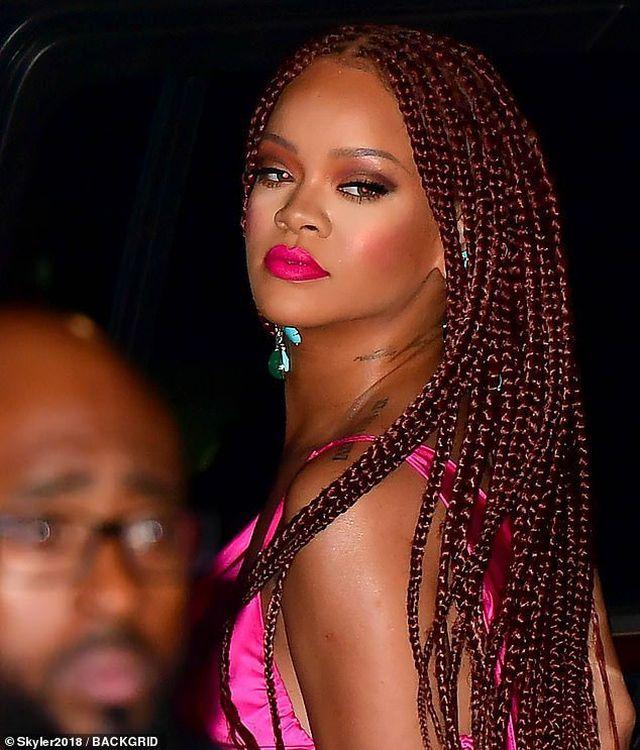 Rihanna tăng cân vẫn xinh đẹp - Hình 5