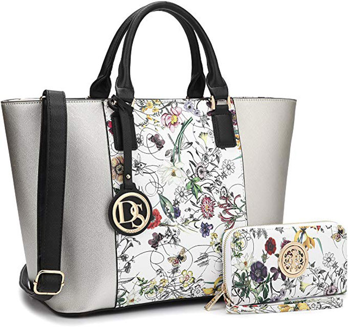 Set túi xách, ví thời trang dưới hai triệu đồng - Hình 3