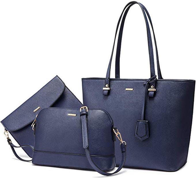 Set túi xách, ví thời trang dưới hai triệu đồng - Hình 2