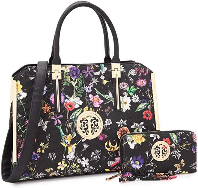 Set túi xách, ví thời trang dưới hai triệu đồng - Hình 7