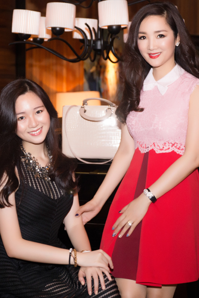Soi dàn hậu duệ công chúa nhà sao Việt, nhan sắc tài năng thuộc dạng thượng thừa - Hình 2