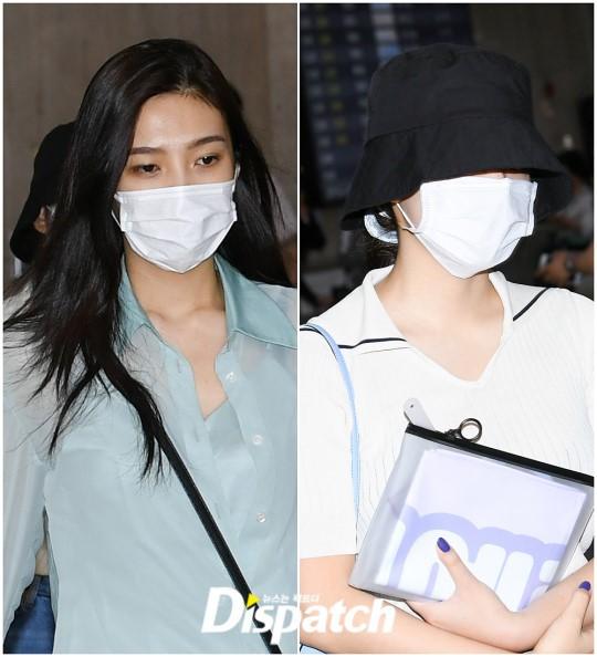 Taeyeon gây choáng với nhan sắc đỉnh đến mức lấn át cả nữ thần Suzy, Irene đẹp bất chấp bên Red Velvet tại sân bay - Hình 11
