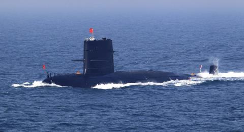 Tàu ngầm Trung Quốc chưa đáng sợ? - Hình 1