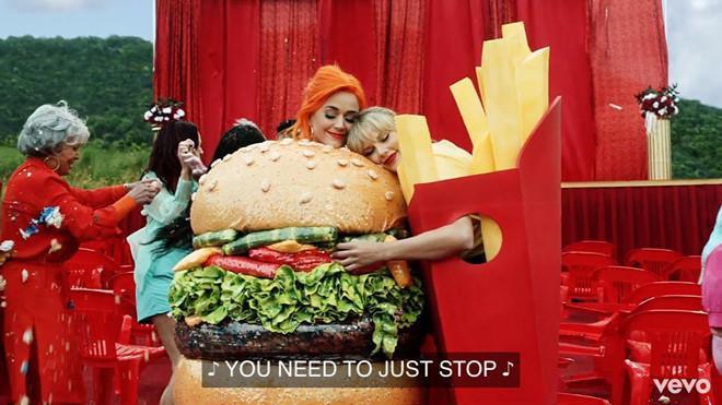 Taylor Swift và Katy Perry đã hàn gắn mối quan hệ như thế nào? - Hình 1