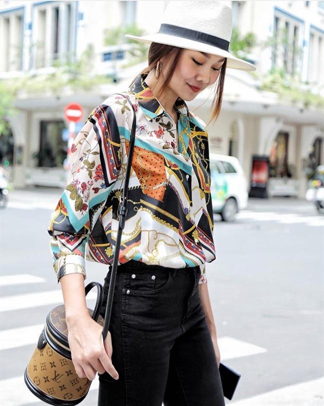 Thanh Hằng khoe gu thời trang ngày càng trẻ trung khó cưỡng - Hình 6