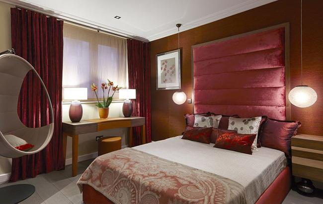 Thử mà xem, phòng ngủ nhà bạn sẽ đẹp bội phần nhờ đèn thả trang trí - Hình 4