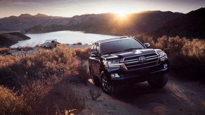 Toyota Land Cruiser thế hệ mới có khả năng sẽ sử dụng động cơ V6 tăng áp - Hình 4