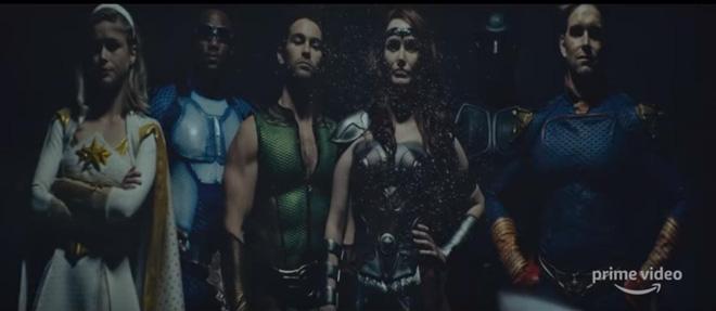 Tung trailer siêu anh hùng mà toàn đi phá hoại, The Boys nên được gọi là Về Nhà Đi Con? - Hình 6