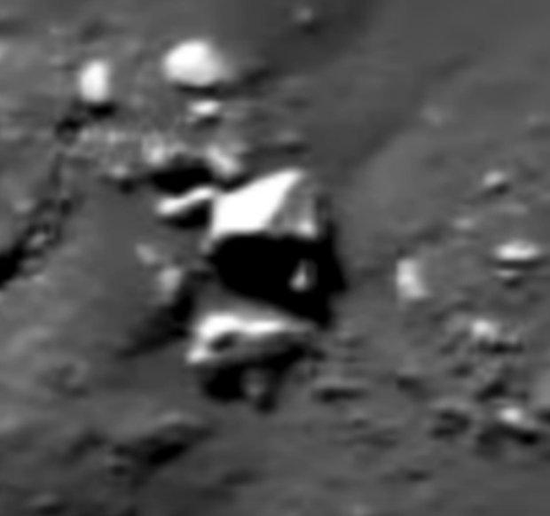 Ảnh chụp của NASA cho thấy người ngoài hành tinh đang sống trên <a href='/tag/mặt+trăng'>Mặt trăng</a>? - Hình 1