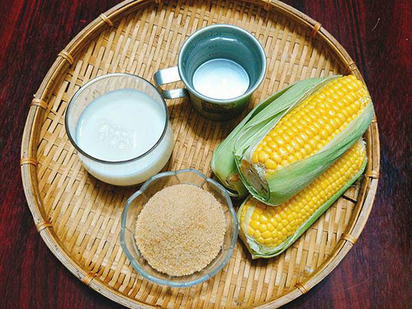 Cách làm sữa ngô ngon sánh mịn bổ dưỡng tại nhà - Hình 1