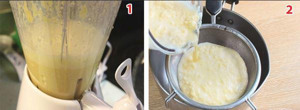 Cách làm sữa ngô ngon sánh mịn bổ dưỡng tại nhà - Hình 3