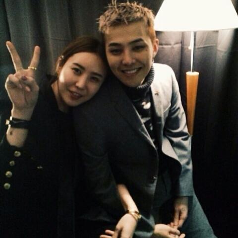 Chị gái G-Dragon và tài tử Hwarang Kim Min Joon xác nhận hẹn hò - Hình 7