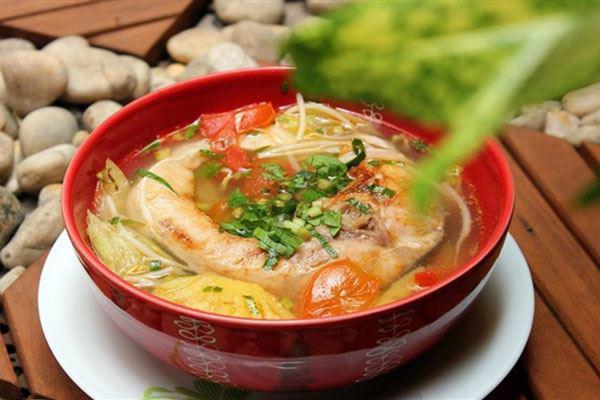 10 cách nấu canh chua cá thơm ngon ngọt mát chuẩn vị tại nhà - Hình 10