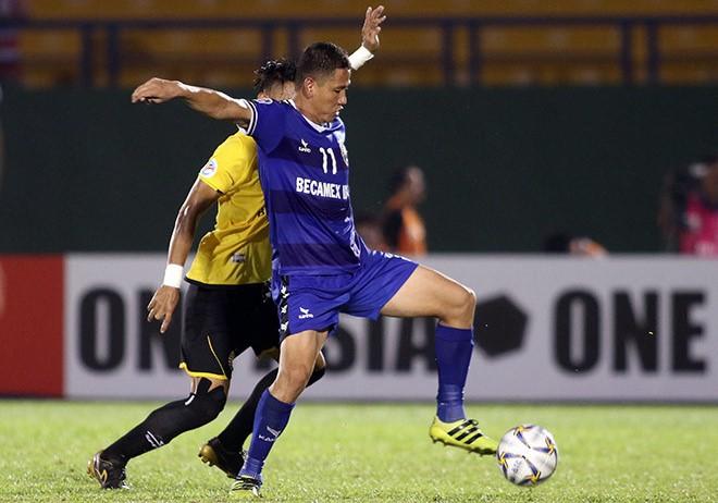 AFC Cup: Trò cưng HLV Park Hang-seo xé lưới đội bóng Indonesia - Hình 1