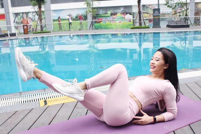Bí quyết để nổi bật nhất phòng gym chính là: ăn mặc sao cho thật đẹp và thật thoải mái - Hình 5