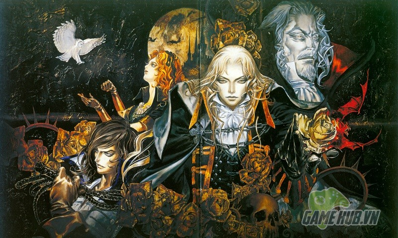 Bloodstained: Ritual of the Night - Game quỷ hút máu hồi sinh cả dòng game Dracula là đây? - Hình 1