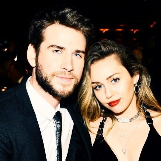 Cặp đôi vàng của làng Instagram Liam và Miley Cyrus: Khiến cả thế giới ghen tị vì quá tình, quậy hết phần thiên hạ - Hình 7
