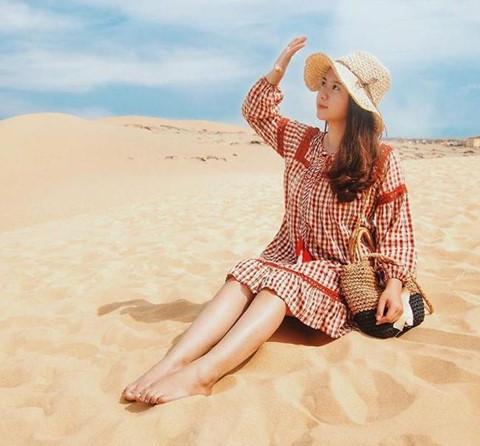 Chán biển, check-in khác đi ở 6 tiểu sa mạc trong nước hè này - Hình 1