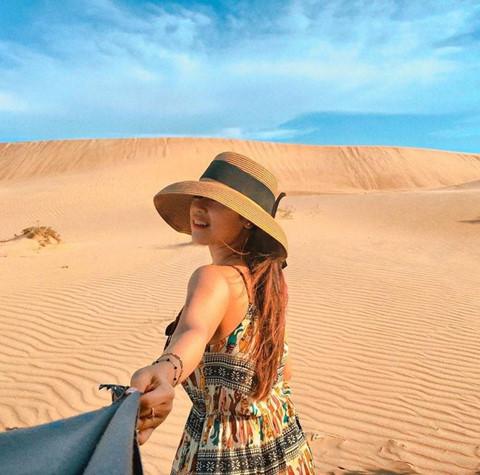 Chán biển, check-in khác đi ở 6 tiểu sa mạc trong nước hè này - Hình 8