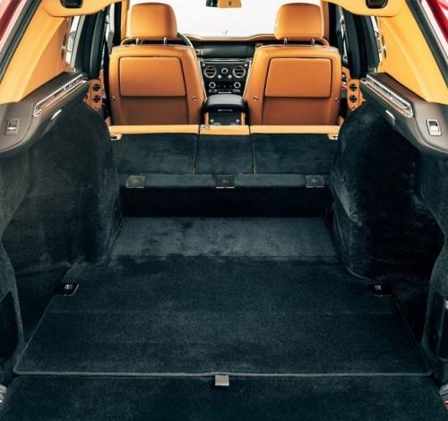 Chiêm ngưỡng Rolls-Royce Cullinan, ô tô SUV siêu sang - Hình 4