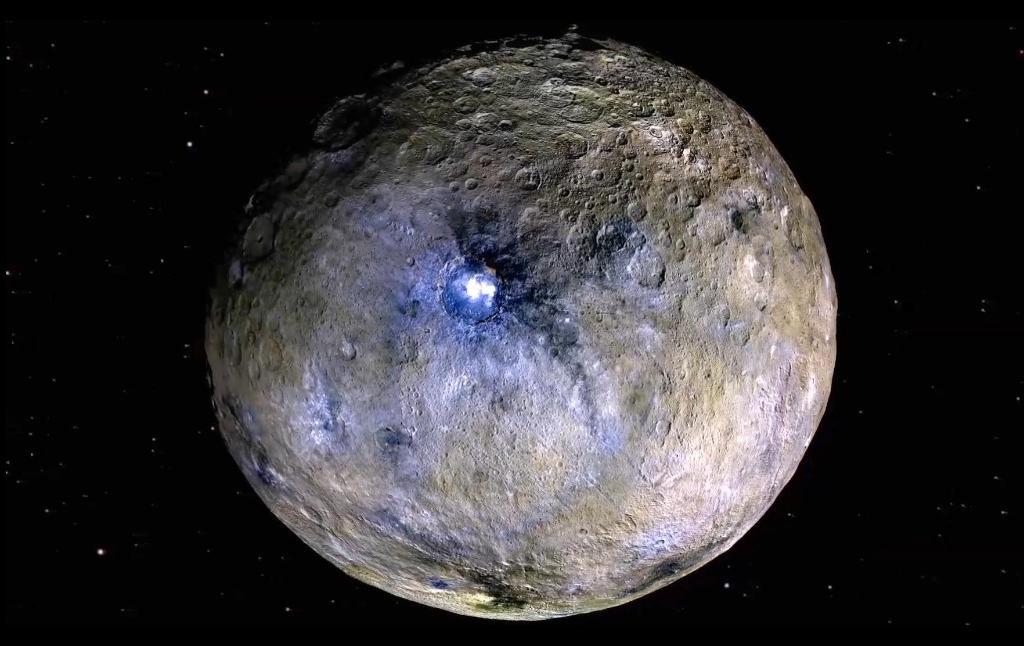 Choáng váng phát hiện mới trên hành tinh lùn - Hình 2