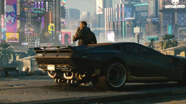 Cyberpunk 2077 sẽ khóa tính năng lái xe bay của người chơi - Hình 2