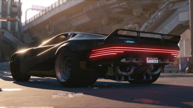 Cyberpunk 2077 sẽ khóa tính năng lái xe bay của người chơi - Hình 1