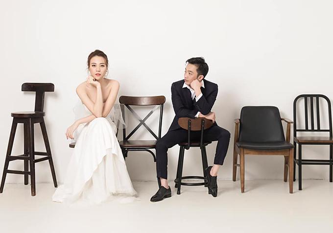 Đàm Thu Trang bật mí về đám cưới với Cường đô la - Hình 9