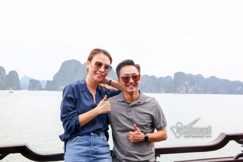 Đàm Thu Trang bật mí về đám cưới với Cường đô la - Hình 4