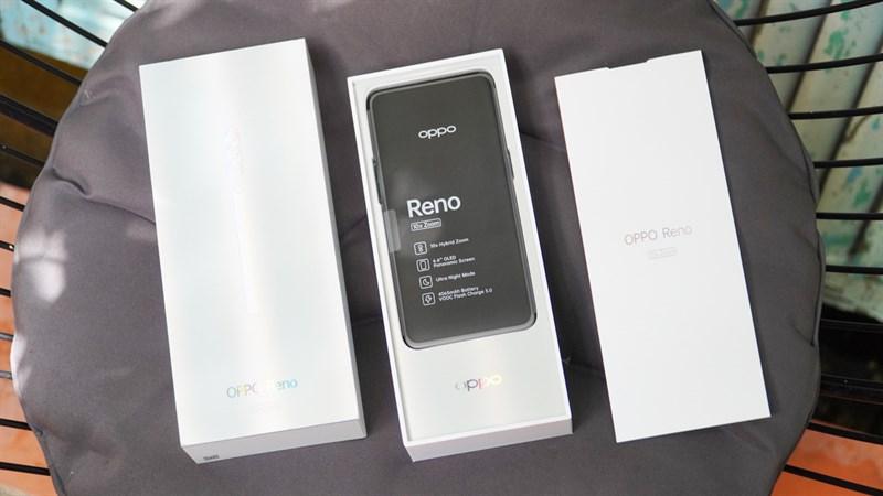 Đập hộp, đánh giá nhanh OPPO Reno 10x Zoom: Chất như cất? - Hình 2