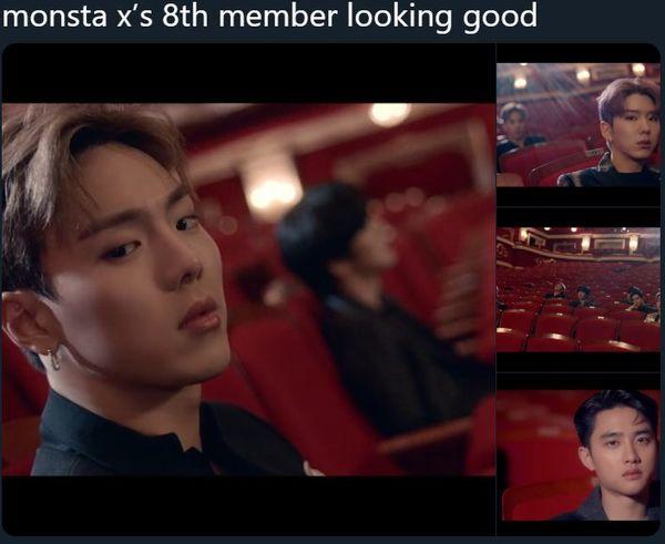 Fan rần rần yêu cầu màn collab giữa Monsta X và EXO: Lý do vì sự trùng hợp này - Hình 3