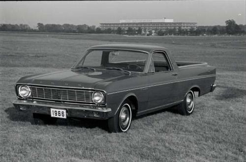 Ford sắp ra mắt xe bán tải nhỏ hơn Ranger - Hình 2
