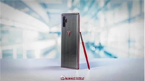 Galaxy Note 10 sẽ có thêm phiên bản Tesla Edition, thiết kế cực ngầu? - Hình 1