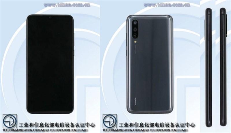 Hình ảnh Xiaomi CC9 xuất hiện trên TENAA, có camera sau 48 MP - Hình 1