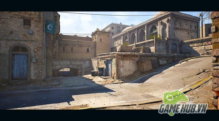 Không thể tin được Dust 2 huyền thoại của Counter-Strike được tút lại đẹp như thế này - Hình 2