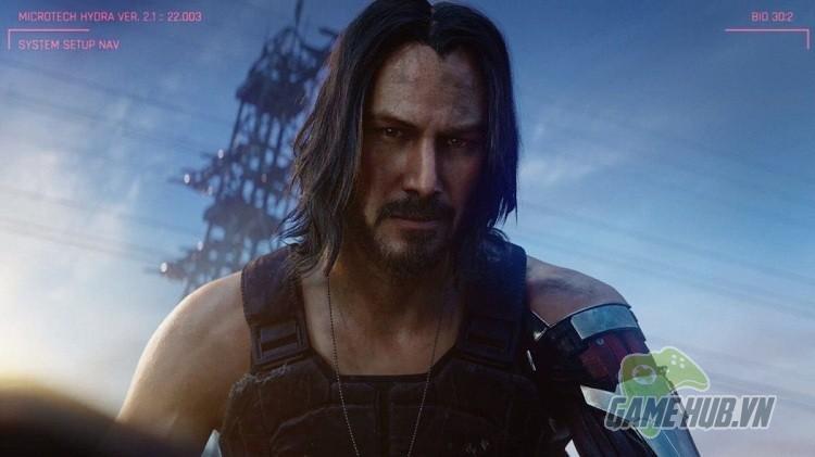 Làm ca sĩ trong Cyberpunk 2077, Keanu Reeves muốn hát mà nhà phát triển quyết không cho - Hình 2