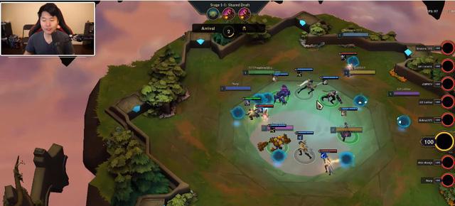 LMHT: Những hình ảnh đầu tiên về gameplay của chế độ chơi đánh giá nhân phẩm Đấu Trường Chân Lý - Hình 3