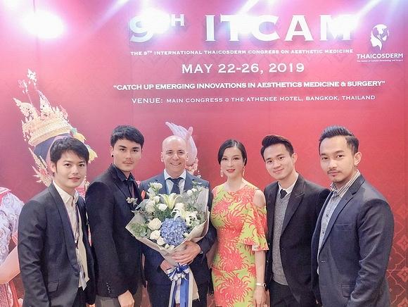 MC Thanh Mai tự hào là TMV duy nhất của Việt Nam chuyển giao công nghệ làm đẹp đến các Bác sĩ quốc tế - Hình 4