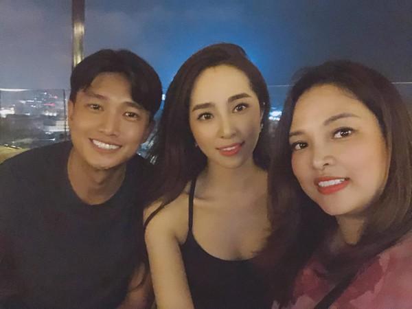 Nhan sắc cô gái bị đồn liên quan đến chuyện diễn viên Việt Anh ly hôn vợ trẻ - Hình 10