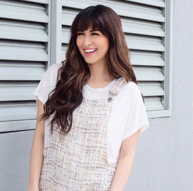 Nhan sắc gây choáng của mỹ nhân đẹp nhất Philippines từ khi mang thai đến sau sinh: Chưa bao giờ biết xấu là gì! - Hình 3